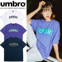 ◆日本未入荷◆UMBRO◆ARC LOGO OVERFIT SHORT-SLEEVED TSHIRT◆