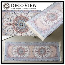 ★送料・関税込★DECOVIEW★Persian drawing kitchen mat★