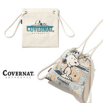 ★COVERNAT★ CXPEANUTS 70th SNOOPY ECO POUCH スヌーピー