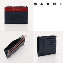 MARNI☆CARD HOLDER WALLET カードホルダー 財布
