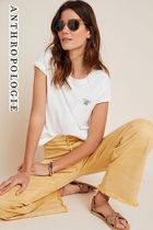 【anthropologie】Bee & Butterfly Graphic Tee 大人上品シャツ