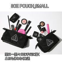 3 CONCEPT EYES(スリーコンセプトアイズ) ファッション雑貨・小物その他 【安心♪早い国内発送】3CE POUCH_SMALL 化粧ポーチ