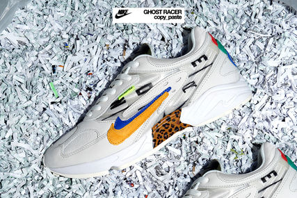 NIKE AIR GHOST RACER Size?限定モデル CT2537-100
