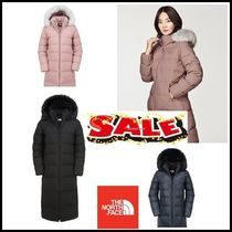 【THE NORTH FACE】 W'S EXPLORING DOWN COAT ロングダウン