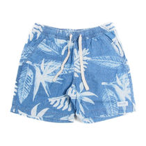 BANKS JOURNAL::BLOOM CHAMBRAY WALKSHORT:30[RESALE]