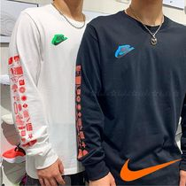 【NIKE】☆AS M HBR WORLDWIDE L/S CREW☆国内発