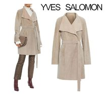 [関税・送料込] YVES SALOMON☆Reversible shearling coat