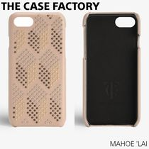 THE CASE FACTORY IPHONE SE/7/8 MIXED MINI STUDS NAPPA SKIN