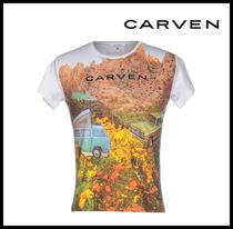 CARVEN(カルヴェン) Tシャツ・カットソー 【国内発送】CARVEN Tシャツ