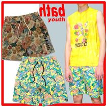 ★韓国の人気★【YOUTHBATH】★BANDING SHORTS★2色★