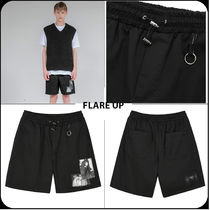 [ FLARE UP ] ★20'SS NEW★ Patch Shorts