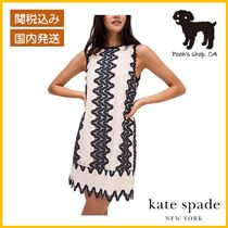 【Kate Spade】sand dune lace shift レースワンピ◆国内発送◆