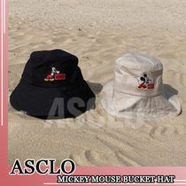 ASCLO★韓国の人気★MICKEY MOUSE BUCKET HAT 2色