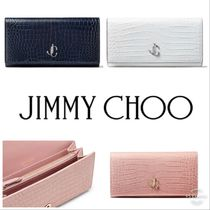 VIP SALE!!【JIMMY CHOO】MARTINA ★長財布★シンプル