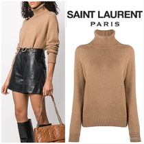 【SAINT LAURENT】Turtleneck sweater
