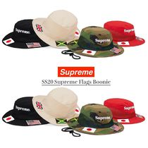 SS20 Supreme Flags Boonie -  フラッグス ブーニー ハット 国旗