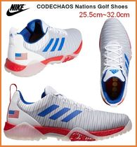 【adidas】ゴルフシューズ Men's CODECHAOS Nations Golf Shoes