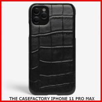 関税送料込☆THE CASEFACTORY☆IPHONE 11 PRO MAX LARGE PATTERN