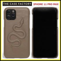 THE CASE FACTORY★IPHONE 11 PRO MAX スネーク 【国内発送】