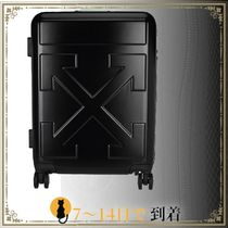 ◆関税込◆Off White Quote Luggage
