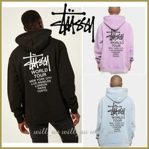 AUS発【STUSSY】World Tour フーディ