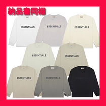 購入証明付FOG Essentials Long Sleeve T-shirt ロンT 長袖