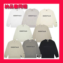 購入証明付FOG Essentials Crew Neck Sweatshirt クルーネック
