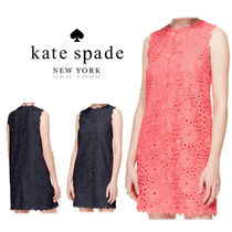 kate spade☆ shore thing lace shift dress レースドレス☆送込