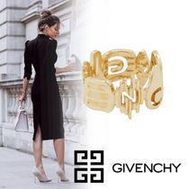 【GIVENCHY】2020AW新作*GIVENCHY ロゴチャーム リング