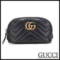 GUCCI GG Marmont Small コスメティックポーチ