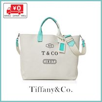 【Tiffany】Weekend Tote ウィークエンド トート/送料込・追跡付