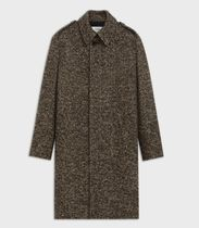 【日本入手困難】TUBE MAC COAT IN TWEED BLEND