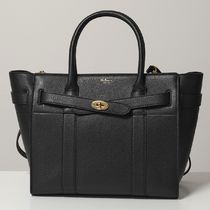 Mulberry ハンドバッグ HH4406 205 Small Zipped Bayswater 鞄