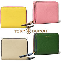 Tory Burch☆PERRY COLOR-BLOCK BI-FOLD WALLET二つ折り☆送料込