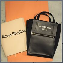 再入荷!【Acne Studios】Baker Out ミニ/ Black