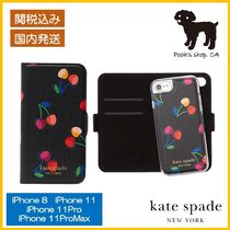 【Kate Spade】spencer cherries iphone ケース◆国内発送◆