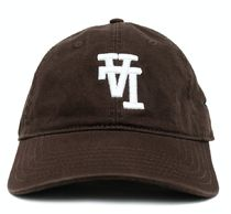 BROWN【在庫あり】UNIFORM STUDIOS LA CUSTOM DAD HAT