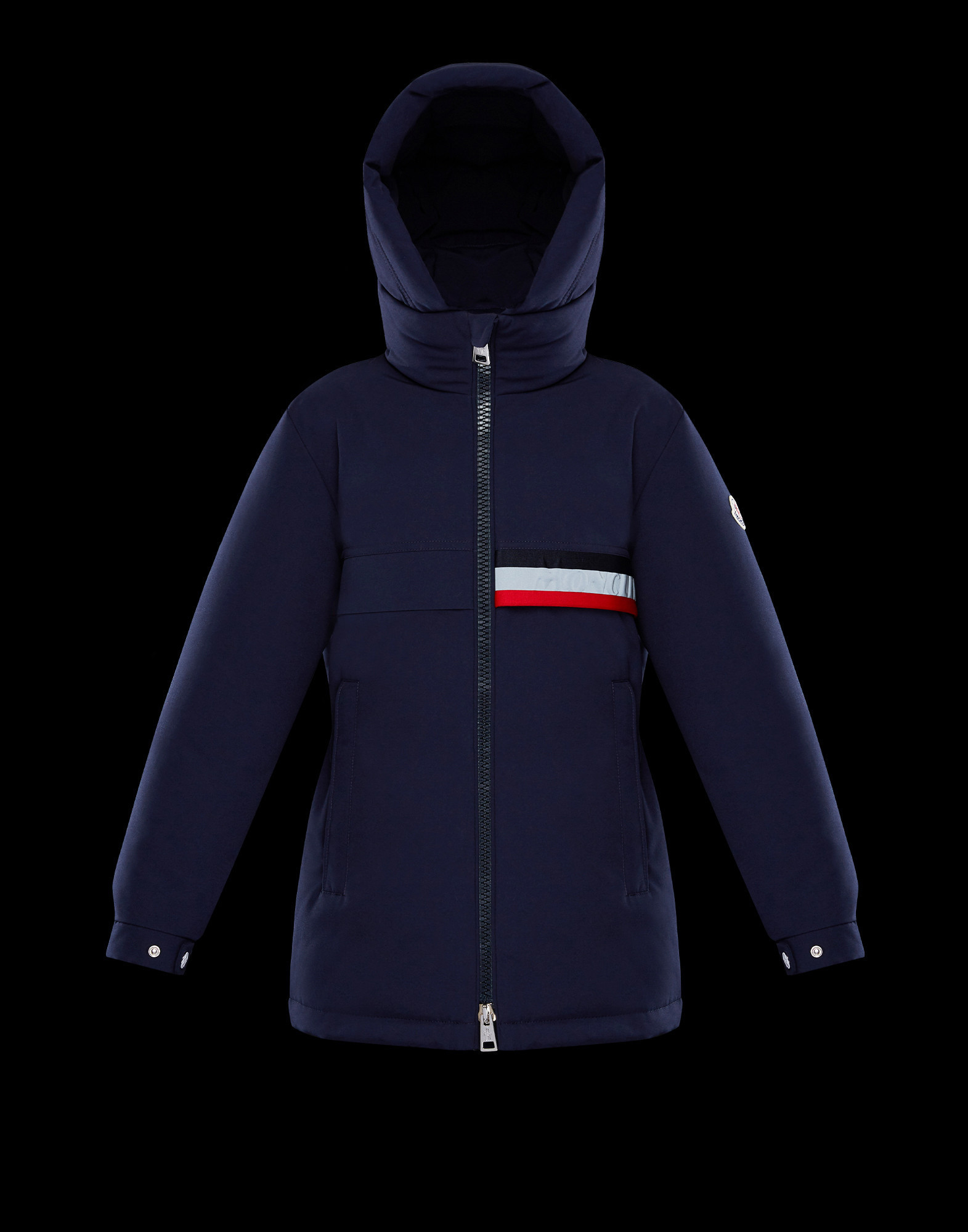 MONCLER2020/21秋冬新作キッズフード付きダウンPISACE  8A/10A (MONCLER/キッズアウター) 954 1C505 20 57843J