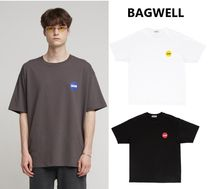 【BAGWELL】Round Logo Tee 3Color