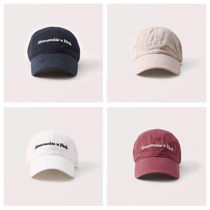 Abercrombie & Fitch(アバクロ) スポーツその他 Abercrombie & Fitch ロゴ ベースボール キャップ