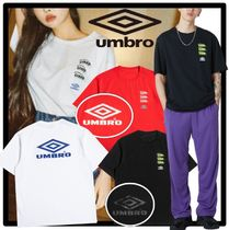 ★送料・関税込★UMBRO★QUADRUPLE LOGO T-SHIRT★3色★