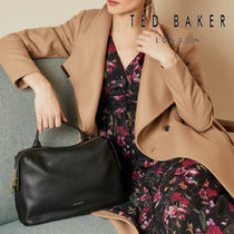 TED BAKER★2WAY ELIIEE Large leather トート バッグ