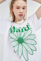 Mardi Mercredi☆韓国アイドル愛用☆THE FLOWER MARDI T-SHIRTS