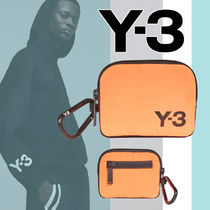 【Y-3】カラビナポーチ