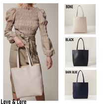 Love and lore*HEATHER NORTH-SOUTH TOTE*トートバッグ♪