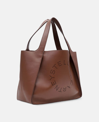 Stella McCartney トートバッグ Stella McCartney☆Stella Logo Tote Bag☆ロゴトート☆送料込(10)