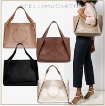 Stella McCartney☆Stella Logo Tote Bag☆ロゴトート☆送料込