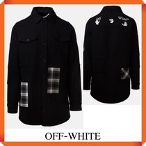OFF-WHITE BLACK JACKET