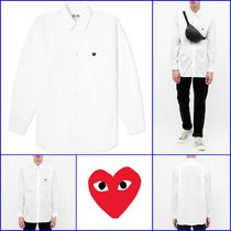 [COMME DES GARCONS] PLAY LITTLE HEART SHIRT (送料関税込み)