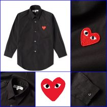[COMME DES GARCONS] PLAY KIDS RED HEART SHIRT (送料関税込み)